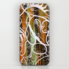 Dirty Laundry iPhone Skin