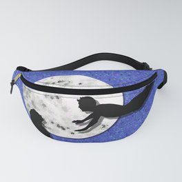 fly me to the moon 1 Fanny Pack