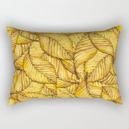 Autumn Leaves 02 Rectangular Pillow