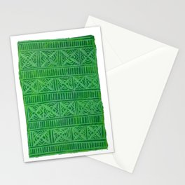 Abundance Pattern Stationery Cards