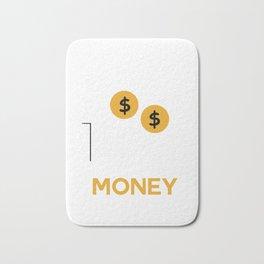 Dividends Money Asset accumulation Bath Mat