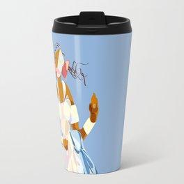 ORIXAS_ iemanjá Travel Mug