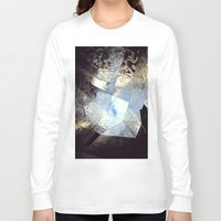 mirror Long Sleeve T-shirts featuring mirror by Nat Alonso