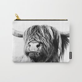 HIGHLAND CATTLE FRIDA Carry-All Pouch