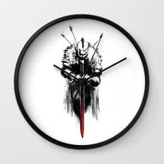 Dark Souls Wall Clock