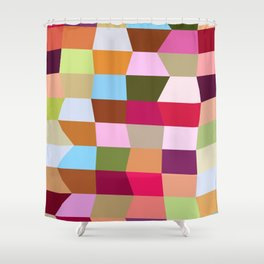 The Jelly Beans Shower Curtain