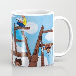 BELIEVE tree Coffee Mug