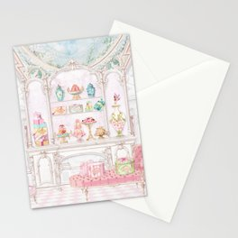 French Patisserie  Stationery Cards