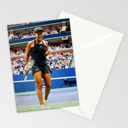Naomi Osaka Tennis Champion Stationery Cards
