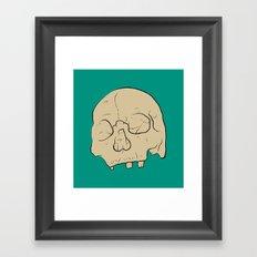 the real dead presidents. Framed Art Print