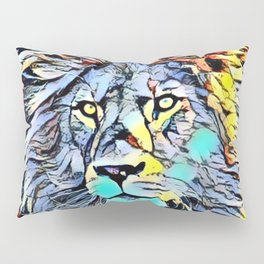 Color Kick Lion King Pillow Sham