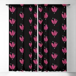 GEMS (black) Blackout Curtain