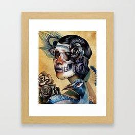Queen of Indulgence  Framed Art Print