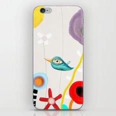 Invent new feelings everyday iPhone & iPod Skin