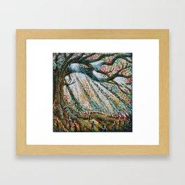 The Children's Tree Of Life #1 Framed Art Print