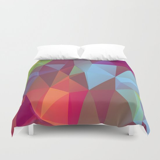 Vertices 9  Duvet Cover