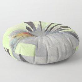 Secretarybird Floor Pillow