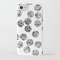 polka dots iPhone & iPod Cases featuring Polka Dots by Take F1ve