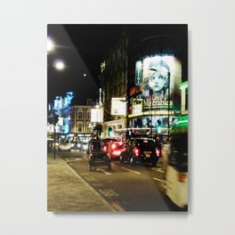 French Touch Metal Print