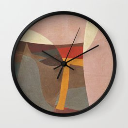 The Sad Ox Wall Clock