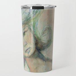 On her mind Travel Mug