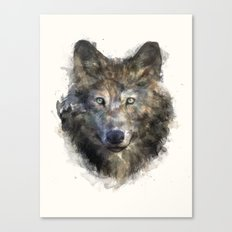 Wolf // Secure Canvas Print