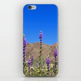 Arizona Lupines iPhone Skin
