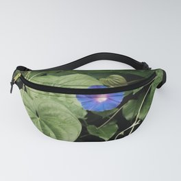 Florida: Morning Glory Portrait (faded) Fanny Pack