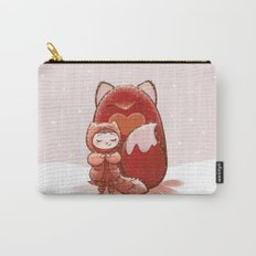 Fox Girl Carry-All Pouch