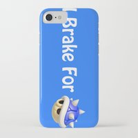 mario kart iPhone & iPod Cases featuring I Brake For Blue Shells (Mario Kart)  by Don Enrique