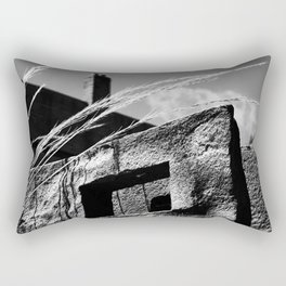 Wild Grass And Iron Cast Rectangular Pillow