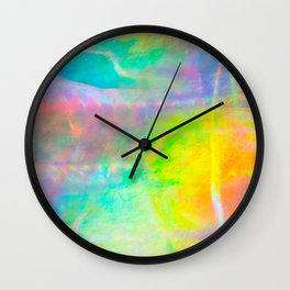 Prisms Play Of Light 1 Wall Clock