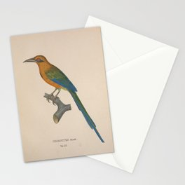 Rufous Motmot prionites martii Stationery Cards