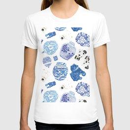 Chinoiserie Curiosity Cabinet Toss 2 T-shirt