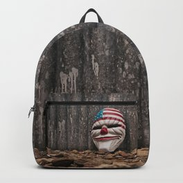 Why So Stars & Stripes? Backpack