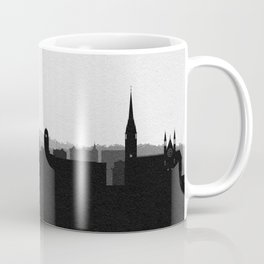City Skylines: Cork Coffee Mug