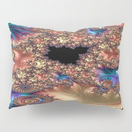 Brushstroke and Response Pillow Sham