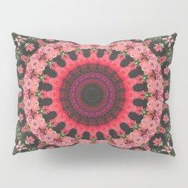 Spiritual Rhythm Mandala Pillow Sham