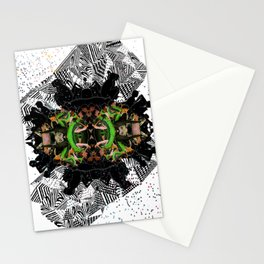 Work Out Stationery Cards