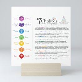 Seven Chakra Poster #43 Mini Art Print