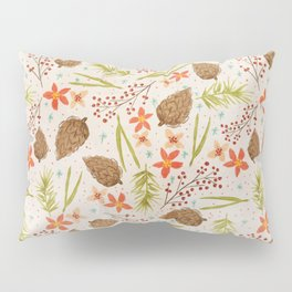 Quiet Walk In The Forest - A Soft And Lovely Pattern Pillow Sham