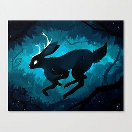The Undervine Canvas Print