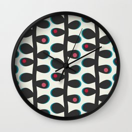 Like a Leaf [main] Wall Clock