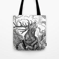 Low roar Tote Bag