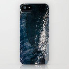 Sea and sun iPhone Case