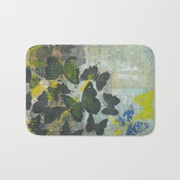 Butteflies Bath Mat