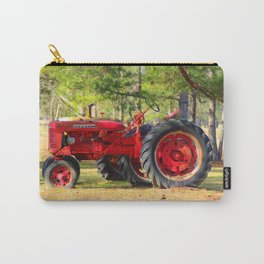 Old Red Farmall Carry-All Pouch