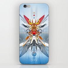 Monark iPhone & iPod Skin
