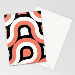 Retro Graphics N1 Stationery Cards
