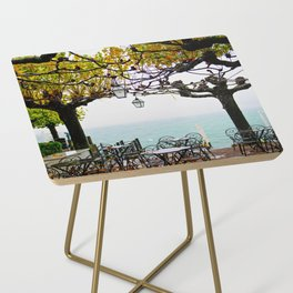 End of the Season Side Table
